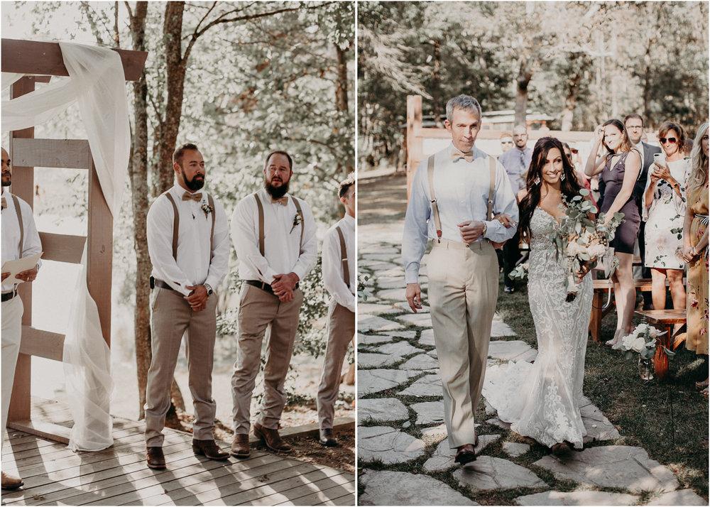 82 - Wedding Ceremony : Deep South Farm Wedding Venue : Atlanta Wedding Photographer .jpg