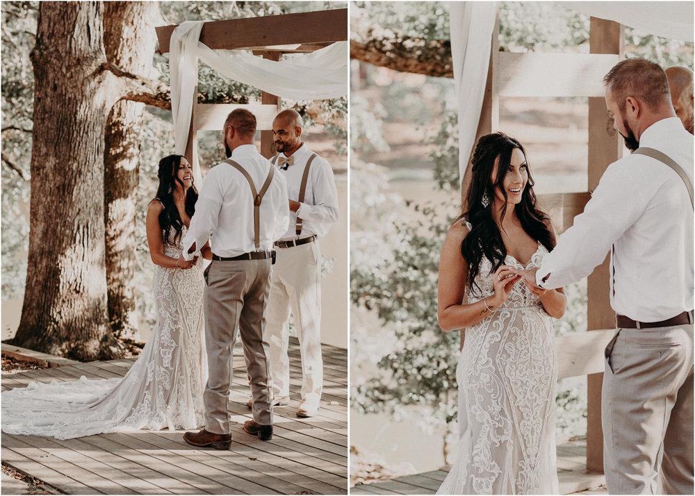 86 - Wedding Ceremony : Deep South Farm Wedding Venue : Atlanta Wedding Photographer .jpg