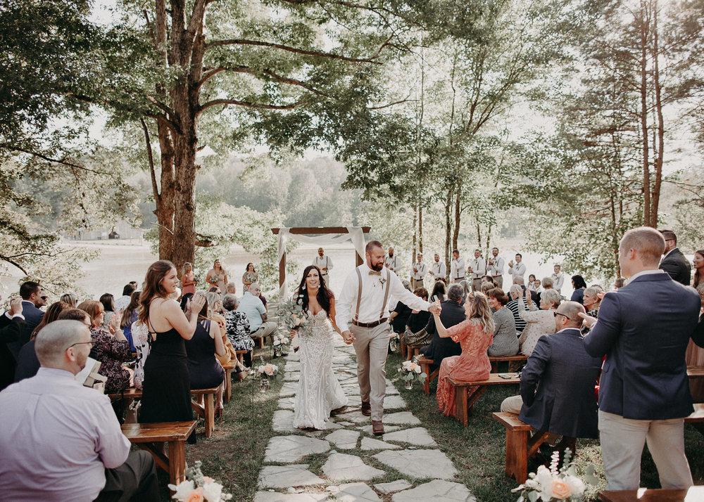 89 - Wedding Ceremony : Deep South Farm Wedding Venue : Atlanta Wedding Photographer .jpg