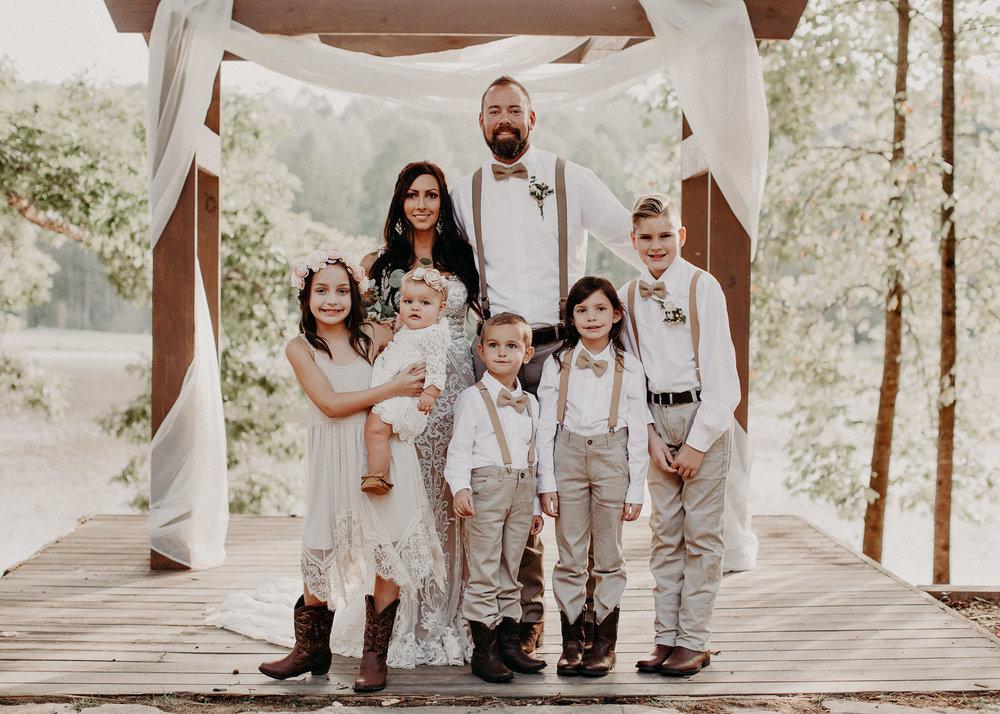 92 - Wedding Ceremony : Deep South Farm Wedding Venue : Atlanta Wedding Photographer .jpg
