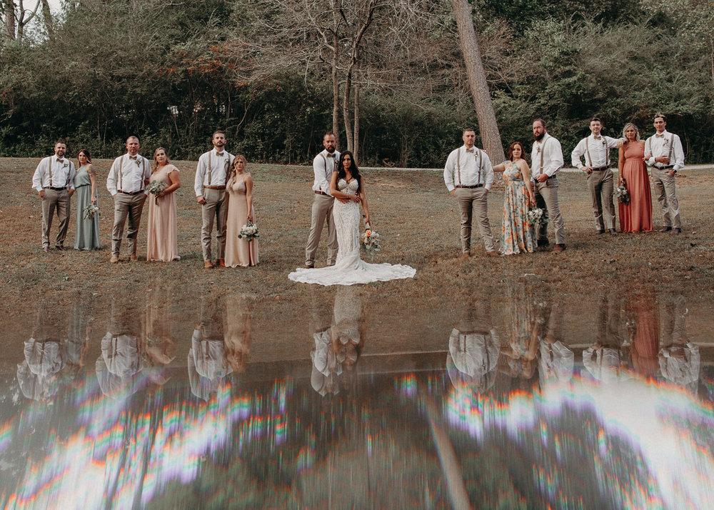 94 - Wedding Ceremony : Deep South Farm Wedding Venue : Atlanta Wedding Photographer .jpg