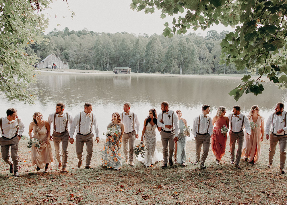 93 - Wedding Ceremony : Deep South Farm Wedding Venue : Atlanta Wedding Photographer .jpg