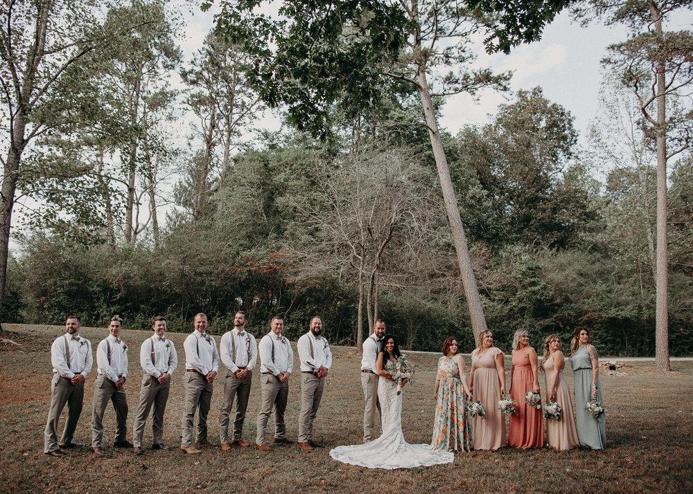 95 - Wedding Ceremony : Deep South Farm Wedding Venue : Atlanta Wedding Photographer .jpg