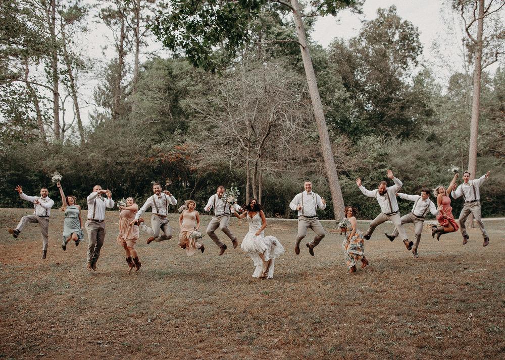 96 - Wedding Ceremony : Deep South Farm Wedding Venue : Atlanta Wedding Photographer .jpg