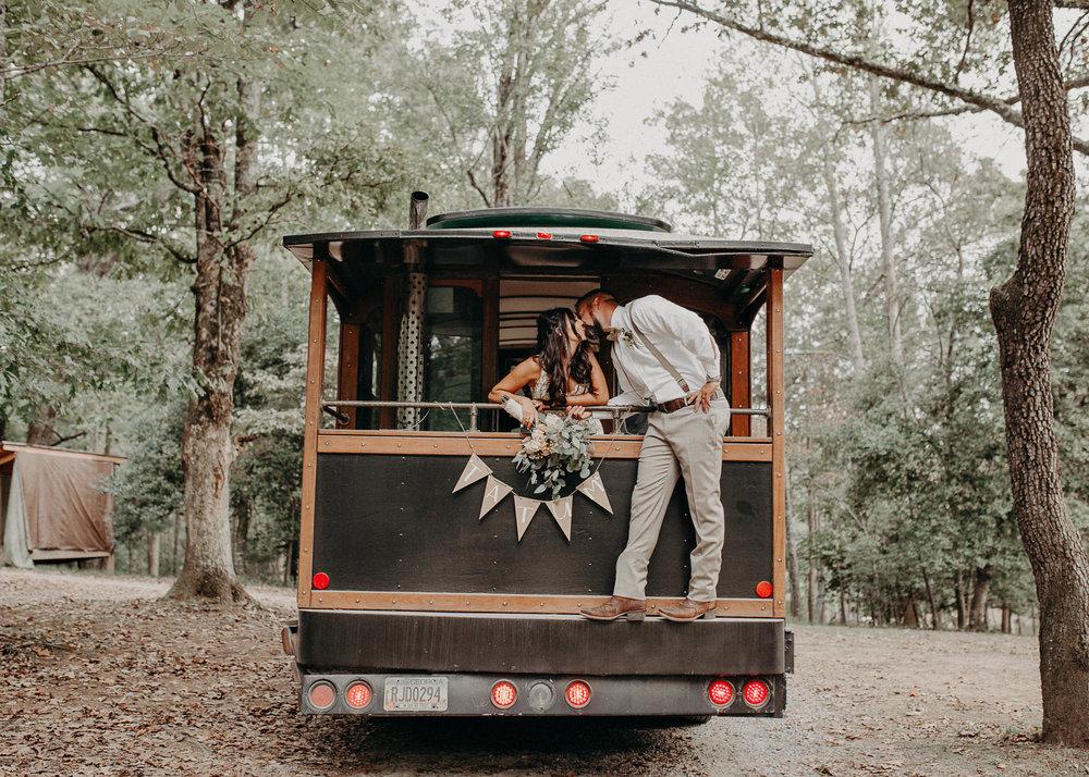 99 - Wedding Ceremony : Deep South Farm Wedding Venue : Atlanta Wedding Photographer .jpg