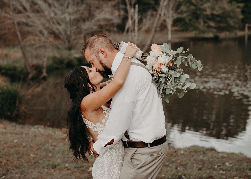 103 - Wedding Ceremony : Deep South Farm Wedding Venue : Atlanta Wedding Photographer .jpg
