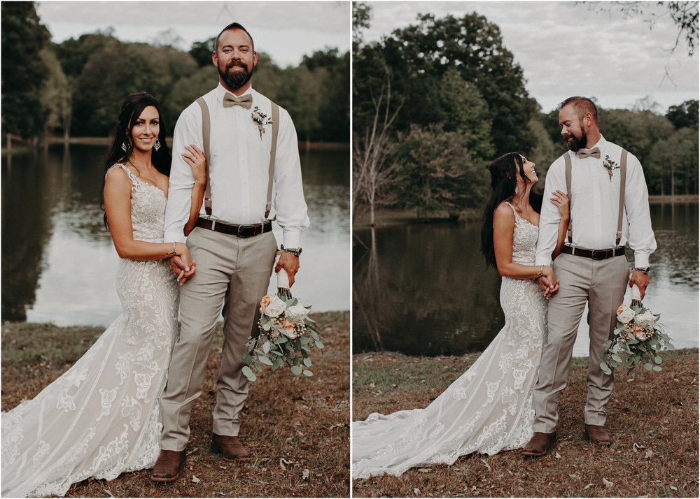 107 - Wedding Ceremony : Deep South Farm Wedding Venue : Atlanta Wedding Photographer .jpg