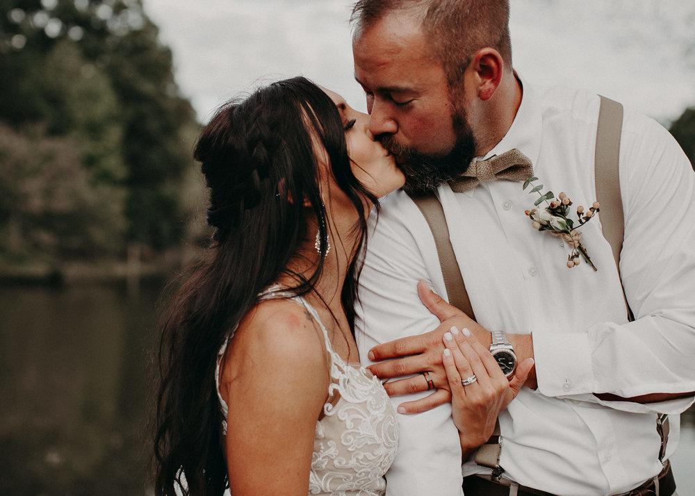 109 - Wedding Ceremony : Deep South Farm Wedding Venue : Atlanta Wedding Photographer .jpg