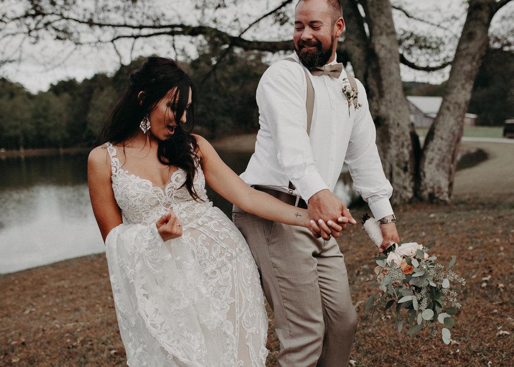 111 - Wedding Ceremony : Deep South Farm Wedding Venue : Atlanta Wedding Photographer .jpg