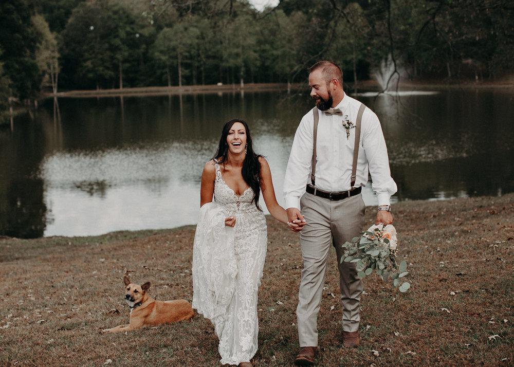 112 - Wedding Ceremony : Deep South Farm Wedding Venue : Atlanta Wedding Photographer .jpg