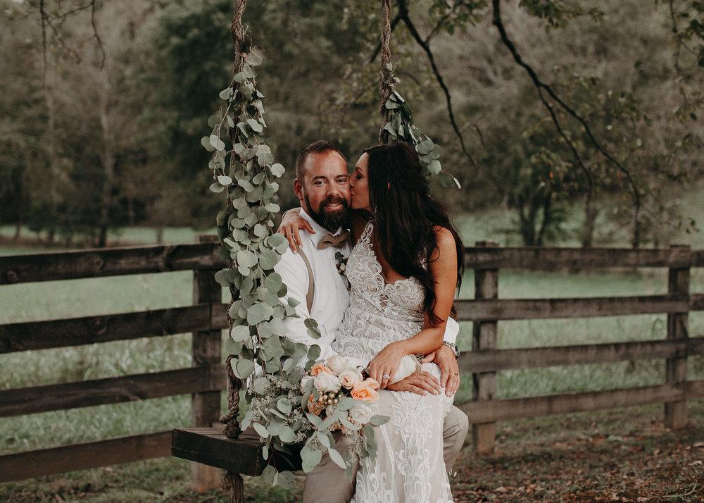 117 - Wedding Ceremony : Deep South Farm Wedding Venue : Atlanta Wedding Photographer .jpg