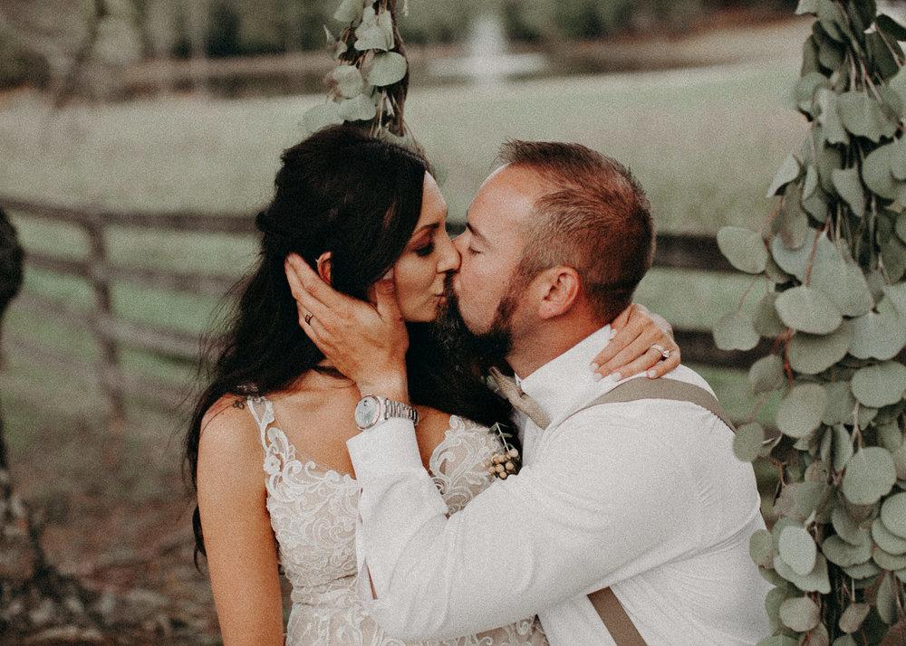 120 - Wedding Ceremony : Deep South Farm Wedding Venue : Atlanta Wedding Photographer .jpg