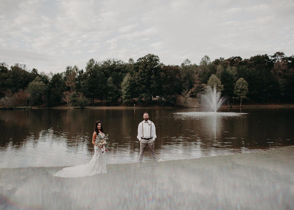 122 - Wedding Ceremony : Deep South Farm Wedding Venue : Atlanta Wedding Photographer .jpg