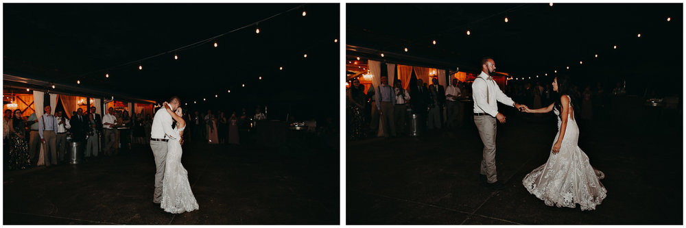 142 - Wedding couples portraits : reception : Deep South Farm Wedding Venue : Atlanta Wedding Photographer .jpg