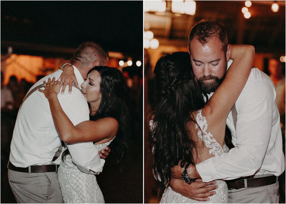 145 - Wedding couples portraits first dance : reception : Deep South Farm Wedding Venue : Atlanta Wedding Photographer .jpg