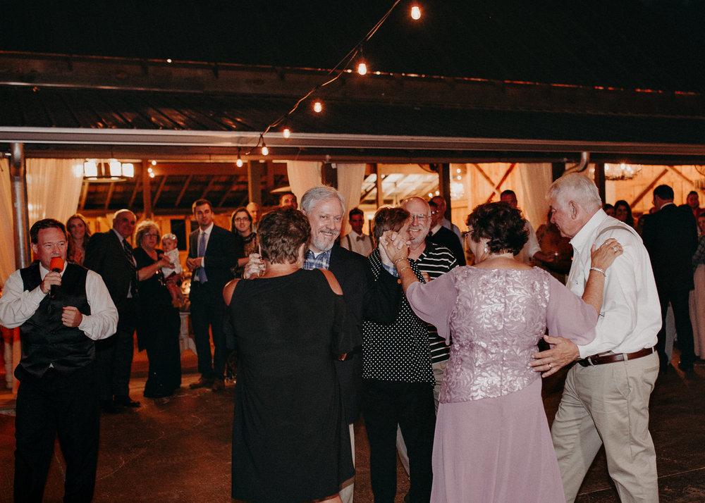 152 - Wedding reception dances : reception : Deep South Farm Wedding Venue : Atlanta Wedding Photographer .jpg