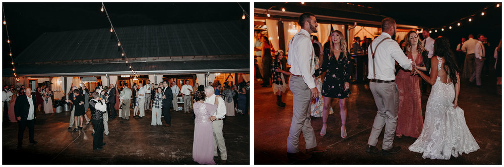 153 - Wedding reception dances : reception : Deep South Farm Wedding Venue : Atlanta Wedding Photographer .jpg