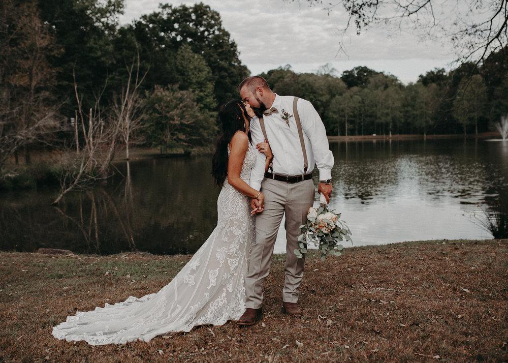 108 - Wedding Ceremony : Deep South Farm Wedding Venue : Atlanta Wedding Photographer .jpg
