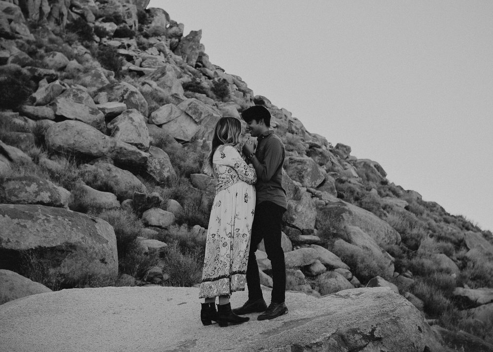 14 - Pregnancy photoshoot : California, Joshua tree : Atlanta wedding and portrait photographer .jpg