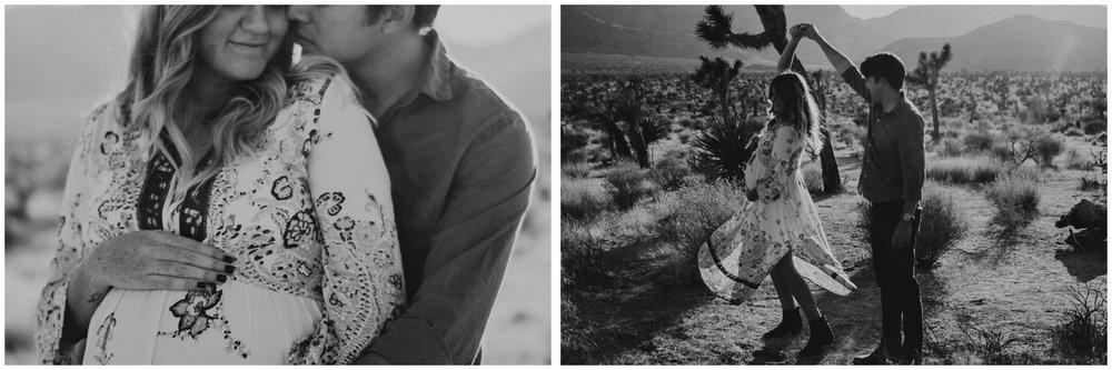 25 - Pregnancy photoshoot : California, Joshua tree : Atlanta wedding and portrait photographer .jpg