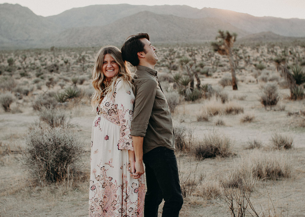 31 - Pregnancy photoshoot : California, Joshua tree : Atlanta wedding and portrait photographer .jpg