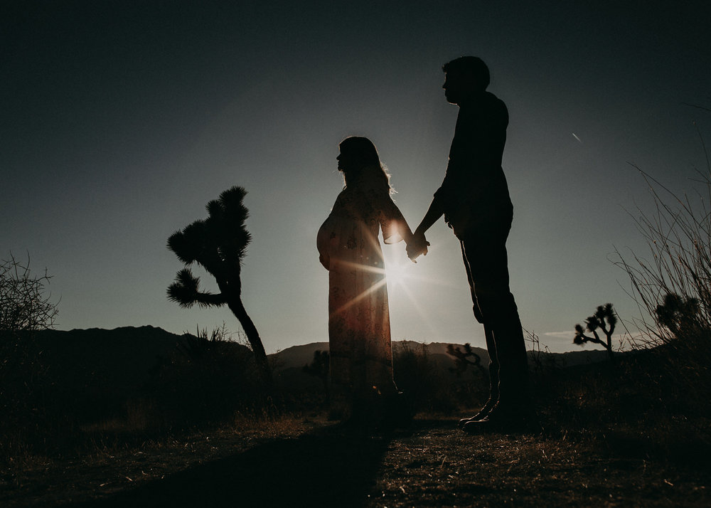 46 - Pregnancy photoshoot : California, Joshua tree : Atlanta wedding and portrait photographer .jpg