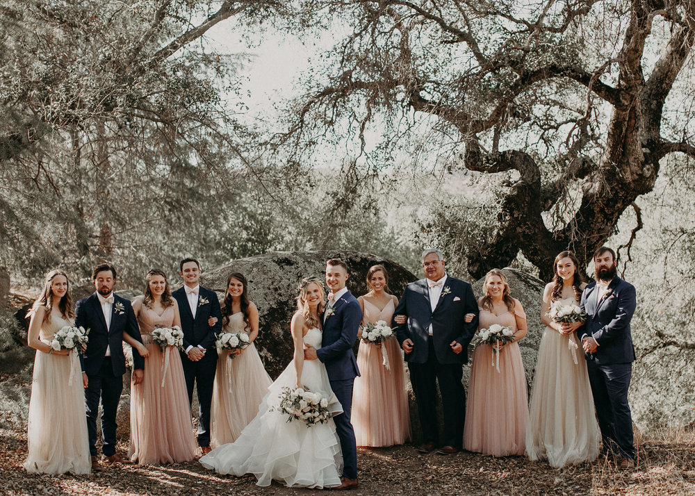 60 - Wedding details - Portraits : Bride and groom and bridal party : wedding venue San Diego - Milagro Winery Ramona - CA - Atlanta Wedding Photographer .jpg.JPG