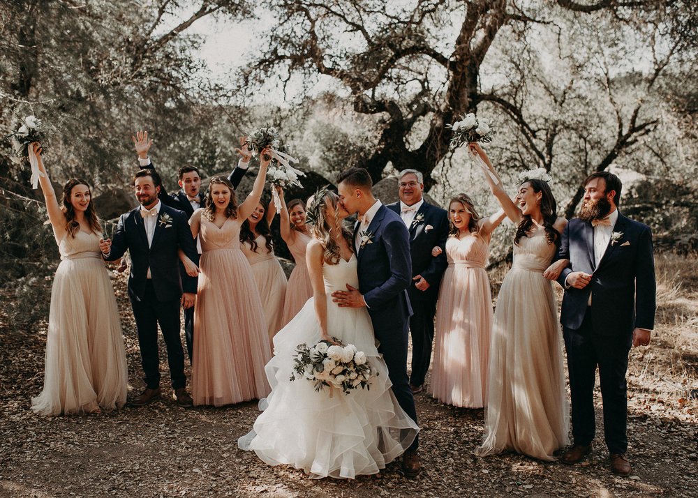 62 - Wedding details - Portraits : Bride and groom and bridal party : wedding venue San Diego - Milagro Winery Ramona - CA - Atlanta Wedding Photographer .jpg.JPG