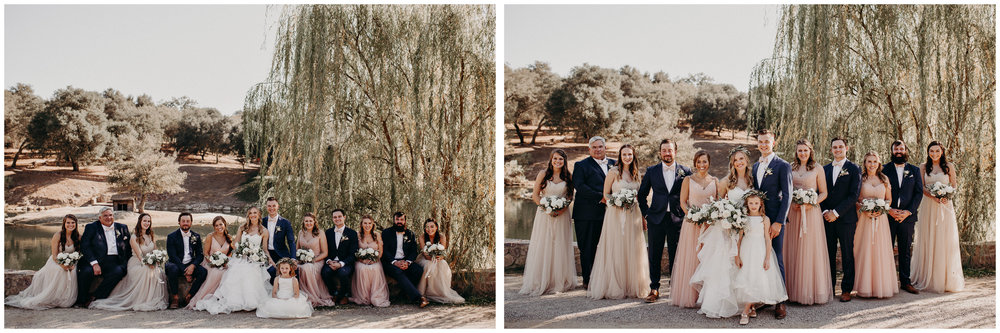 66 - Wedding details - Portraits : Bride and groom and bridal party : wedding venue San Diego - Milagro Winery Ramona - CA - Atlanta Wedding Photographer .jpg.JPG