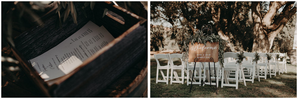 83 - Wedding details - Portraits : Bride and groom and bridal party : wedding venue San Diego - Milagro Winery Ramona - CA - Atlanta Wedding Photographer .jpg.JPG