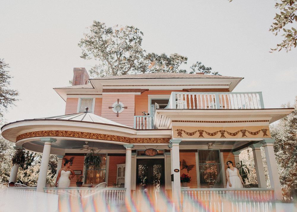 31 - Atlanta wedding photographer - Same sex wedding - wedding dress - details - ceremony - reception - bridal party - two brides. Aline Marin Photography .jpg.JPG