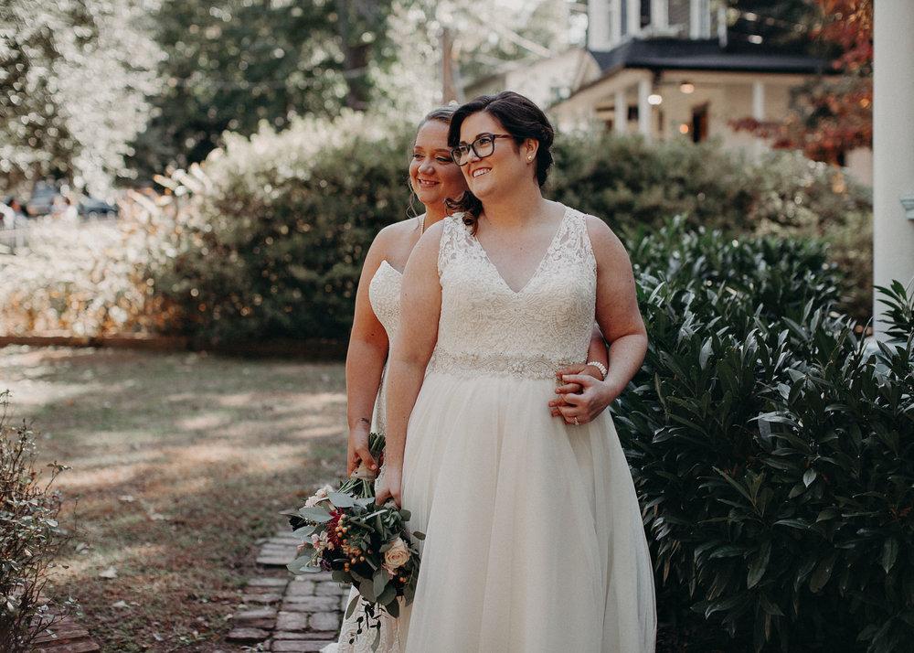 34 - Atlanta wedding photographer - Same sex wedding - wedding dress - details - ceremony - reception - bridal party - two brides. Aline Marin Photography .jpg.JPG