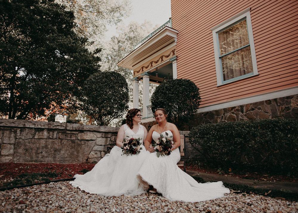 39 - Atlanta wedding photographer - Same sex wedding - wedding dress - details - ceremony - reception - bridal party - two brides. Aline Marin Photography .jpg.JPG