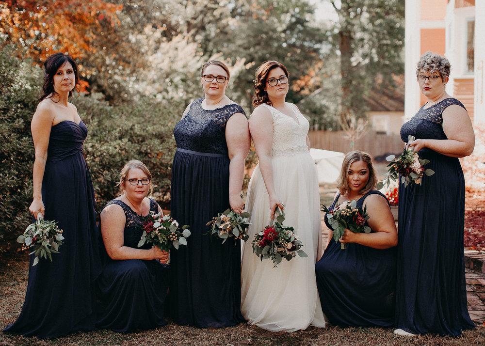 52 - Atlanta wedding photographer - Same sex wedding - wedding dress - details - ceremony - reception - bridal party - two brides. Aline Marin Photography .jpg.JPG