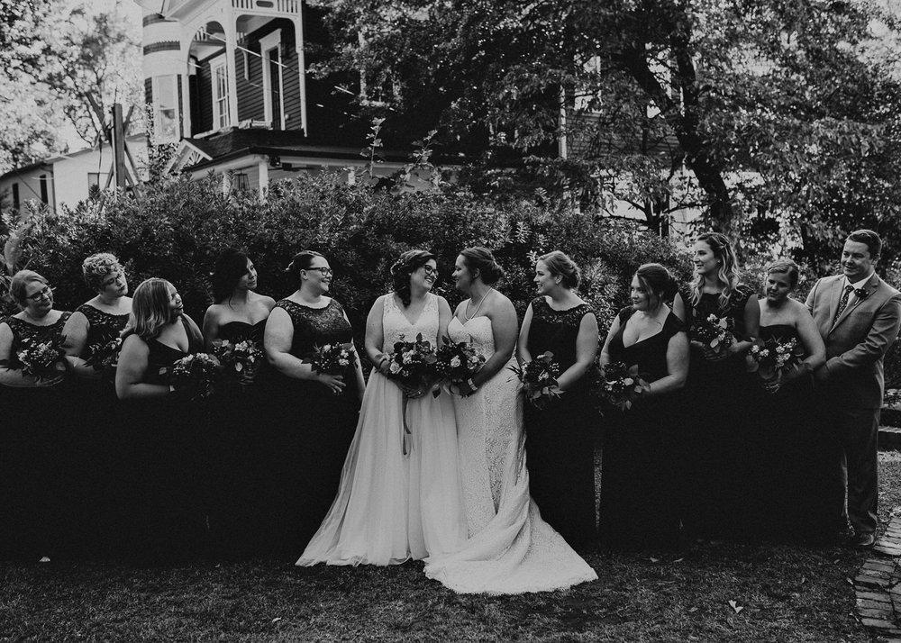 55 - Atlanta wedding photographer - Same sex wedding - wedding dress - details - ceremony - reception - bridal party - two brides. Aline Marin Photography .jpg.JPG