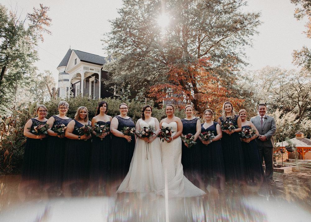 53 - Atlanta wedding photographer - Same sex wedding - wedding dress - details - ceremony - reception - bridal party - two brides. Aline Marin Photography .jpg.JPG
