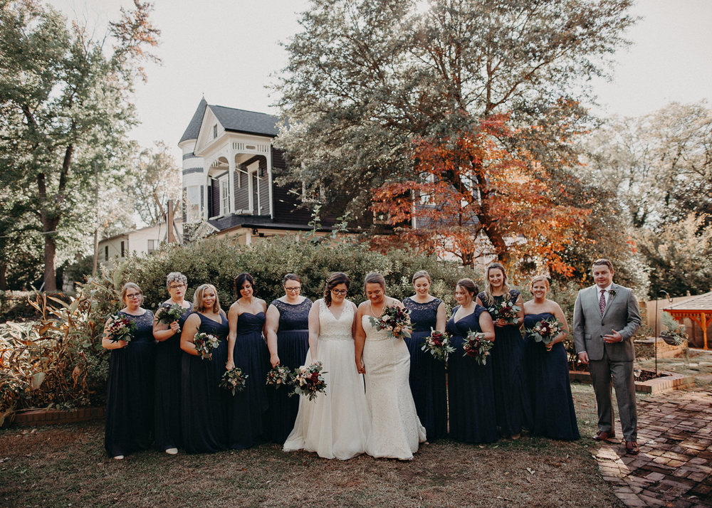 56 - Atlanta wedding photographer - Same sex wedding - wedding dress - details - ceremony - reception - bridal party - two brides. Aline Marin Photography .jpg.JPG