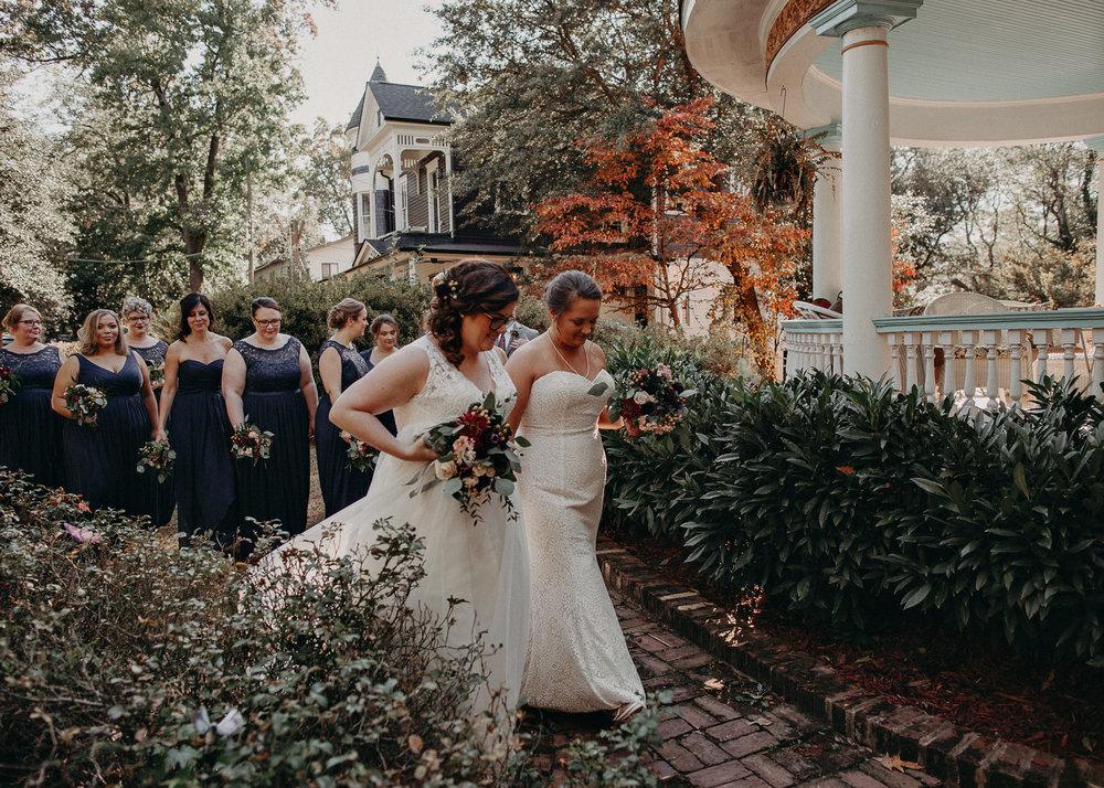 58 - Atlanta wedding photographer - Same sex wedding - wedding dress - details - ceremony - reception - bridal party - two brides. Aline Marin Photography .jpg.JPG