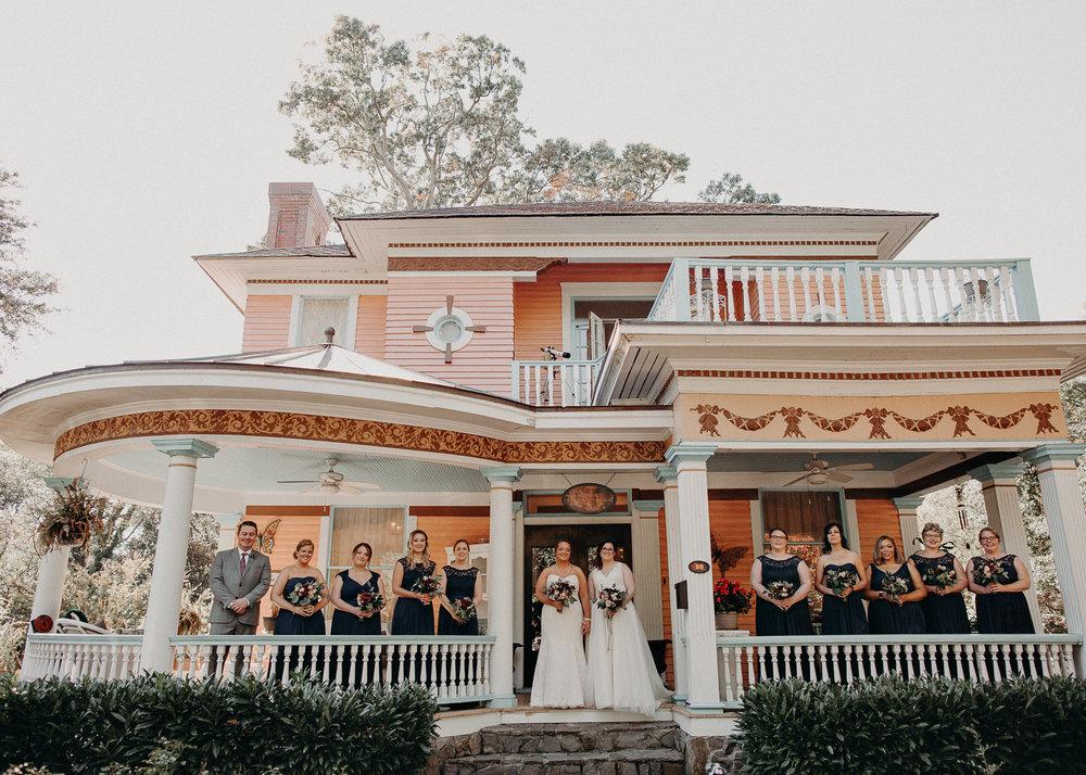 59 - Atlanta wedding photographer - Same sex wedding - wedding dress - details - ceremony - reception - bridal party - two brides. Aline Marin Photography .jpg.JPG