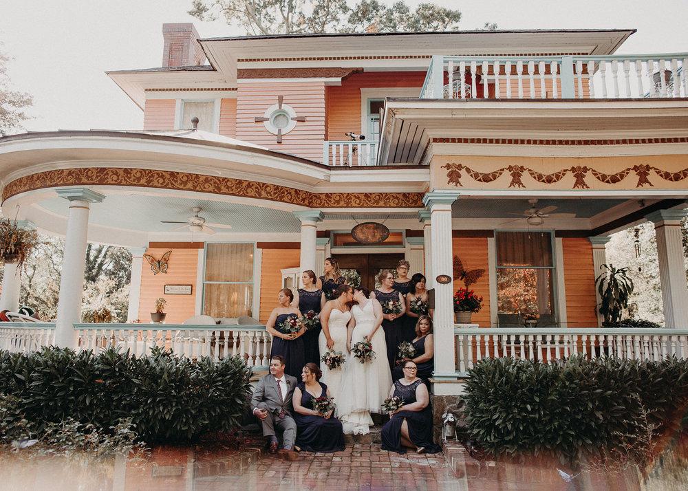 62 - Atlanta wedding photographer - Same sex wedding - wedding dress - details - ceremony - reception - bridal party - two brides. Aline Marin Photography .jpg.JPG