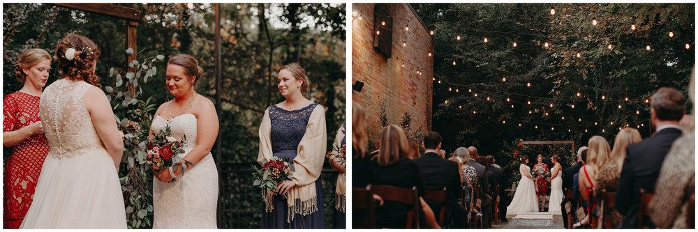 94 - Atlanta wedding photographer - Same sex wedding - wedding dress - details - ceremony - reception - bridal party - two brides. Aline Marin Photography .jpg.JPG