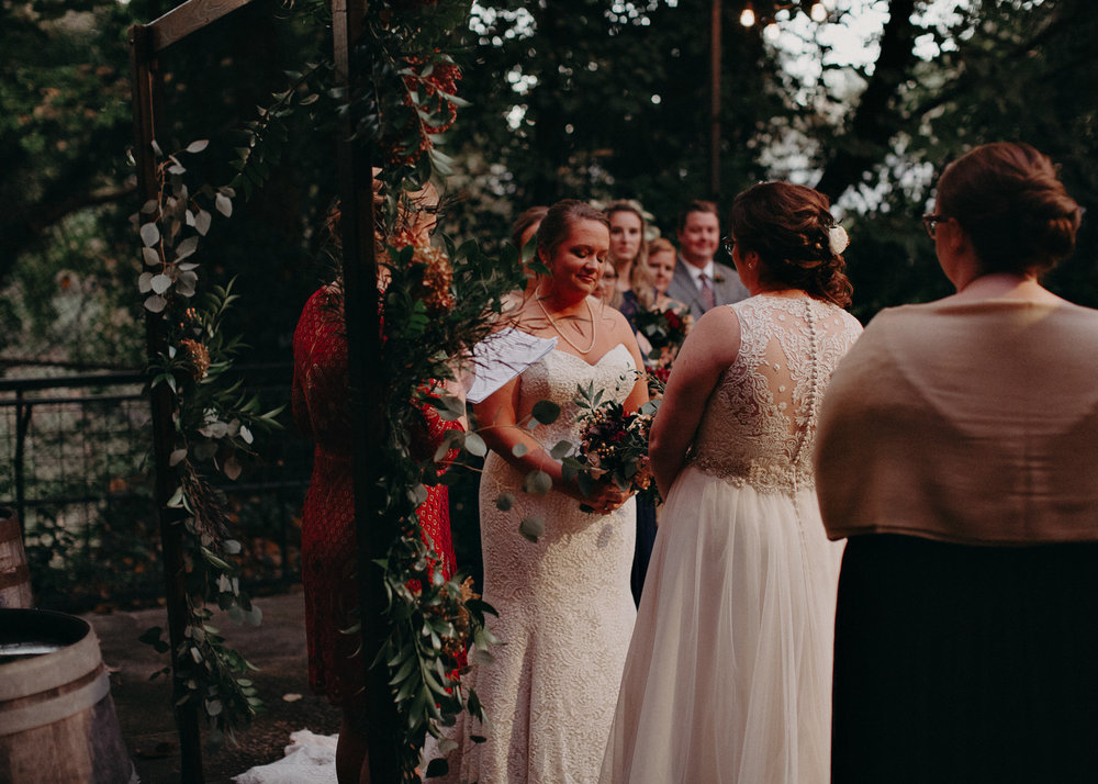 96 - Atlanta wedding photographer - Same sex wedding - wedding dress - details - ceremony - reception - bridal party - two brides. Aline Marin Photography .jpg.JPG