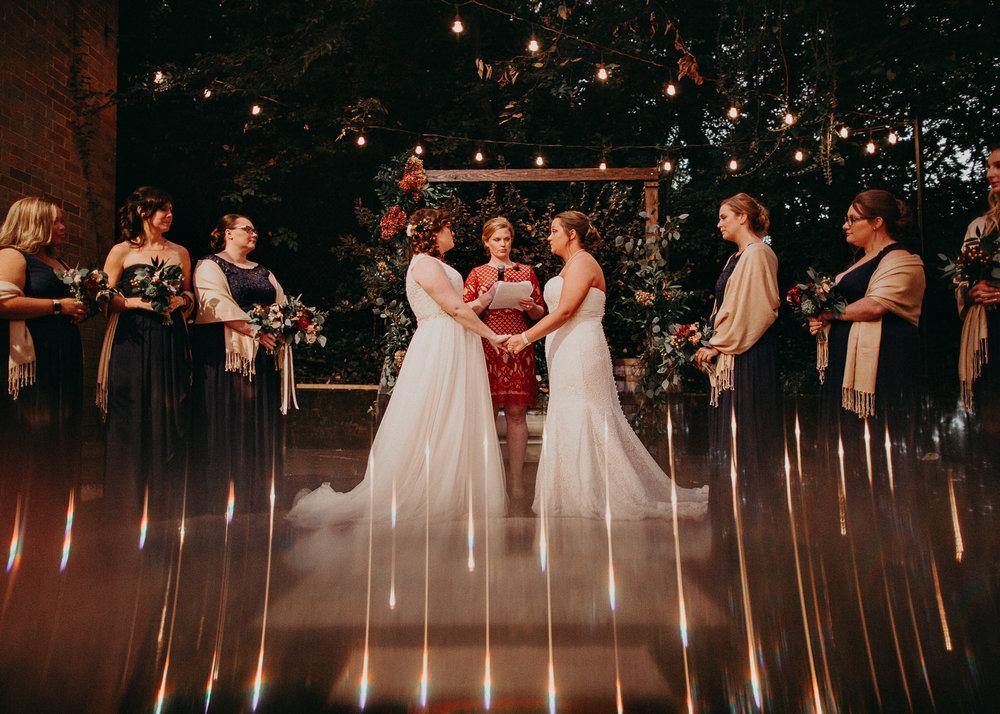 97 - Atlanta wedding photographer - Same sex wedding - wedding dress - details - ceremony - reception - bridal party - two brides. Aline Marin Photography .jpg.JPG