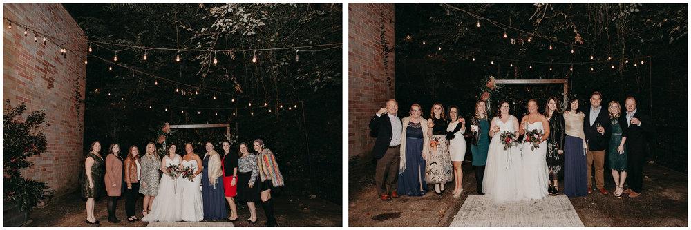 104 - Atlanta wedding photographer - Same sex wedding - wedding dress - details - ceremony - reception - bridal party - two brides. Aline Marin Photography .jpg.JPG