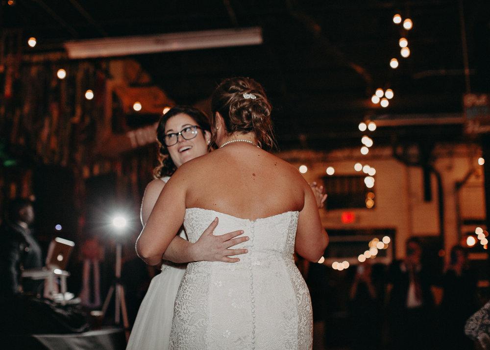 109 - Atlanta wedding photographer - Same sex wedding - wedding dress - details - ceremony - reception - bridal party - two brides. Aline Marin Photography .jpg.JPG