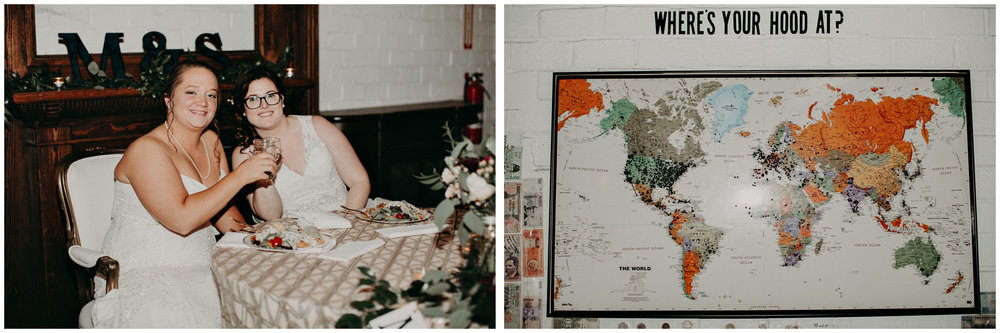 112 - Atlanta wedding photographer - Same sex wedding - wedding dress - details - ceremony - reception - bridal party - two brides. Aline Marin Photography .jpg.JPG
