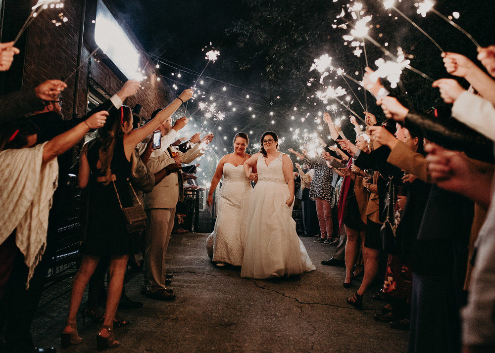 122 - Atlanta wedding photographer - Same sex wedding - wedding dress - details - ceremony - reception - bridal party - two brides. Aline Marin Photography .jpg.JPG