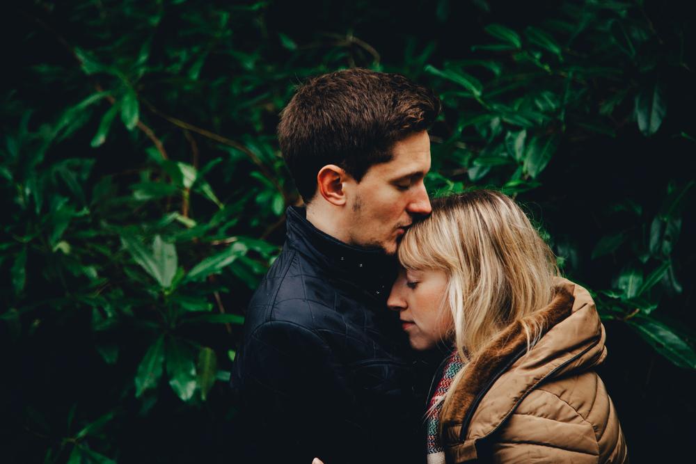 Darren & Katie