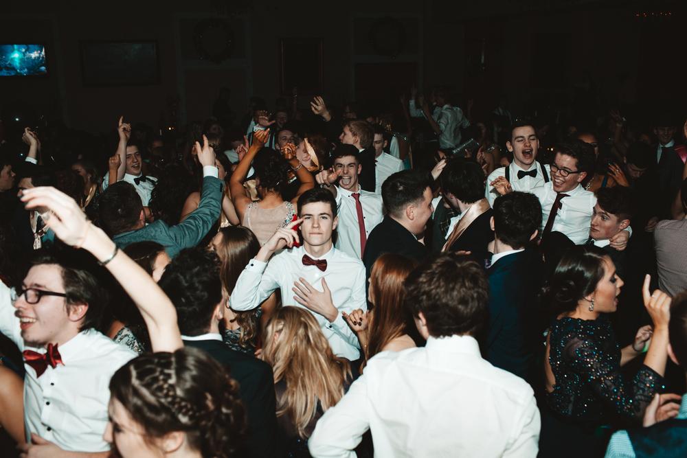 Portadown College Formal 2015