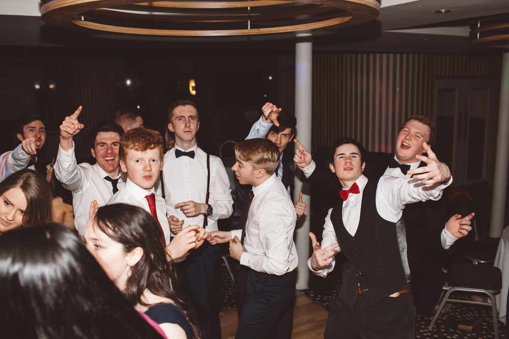 Union Theological College Formal 2016